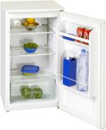 KS 91-4 RVA+Top Tischkühlschrank weiß / A+