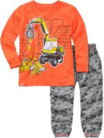 Lego City Schlafanzug