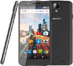 Smartphones - Archos 55 Helium 16 GB Grau Dual SIM