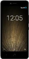 Smartphones - BQ Aquaris U Lite 16 GB Schwarz/Graphitgrau Dual SIM