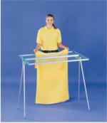 Wäscheständer / Wäschetrockner TWIST 140 Wäscheleine