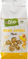 Mango Ananas Müsli
