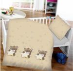 """Baby-Baumwoll-Bettwäsche 100 x 135 cm """"Teddy"""""""