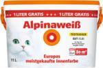 Alpina Innenfarbe Alpinaweiß, 10 L + 1 L gratis