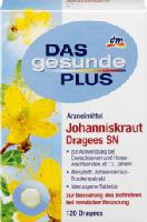 Johanniskraut Dragees SN