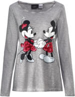 Mickey & Minnie Mouse Langarmshirt