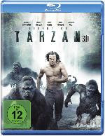 Legend of Tarzan [3D Blu-ray (+2D)]