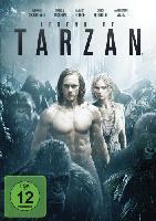 Legend of Tarzan [DVD]