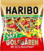 Haribo Saft-Goldbären 220g