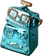 Roboter Spardose