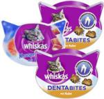 Whiskas Dentabites oder Knuspertaschen