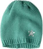 Mädchen-Mütze mit Glitzersteinen