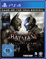 PS4 Spiele - Batman: Arkham Knight (Game of the Year Edition) [PlayStation 4]
