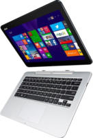 ASUS Transformer Book T300F - Intel Core M-5Y10 0.8GHz, 4GB RAM, 60GB SSD + 500GB HDD, UK Tastatur | Gebrauchte A-Ware
