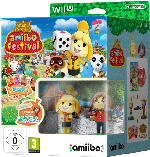 Wii U Spiele - Animal Crossing: amiibo Festival inkl. Figuren und Karten [Nintendo Wii U]