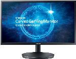 PC Monitore 22,3 bis 26 Zoll - Samsung C24FG70 23.5 Zoll Full-HD Monitor (2x HDMI, 1x DisplayPort Kanäle, 1 ms Reaktionszeit)