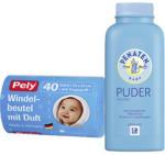Pely Windelbeutel mit Duft oder Penaten Puder
