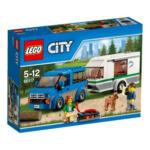 Lego® City 60117 - Van & Wohnwagen