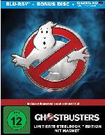 Ghostbusters (2016) (2 Discs - Steelbook - Magneten) [Blu-ray]