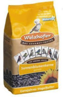 Wildvoegel - Sonnenblumenkerne gestreift