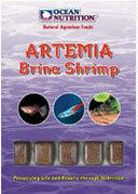 Aquaristik - Ocean Nutrition Artemia Blister