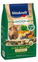 Kleintiere - Vitakraft Emotion Nature Herbal Meerschweinchen