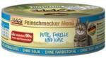 Katzen - MAC's Feinschmecker ? Pute und Forelle mit Käse