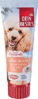 Hundesnack Leberwurstcreme mit Trüffel