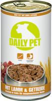 Daily Pet Nassfutter Lamm & Getreide, 1240 g