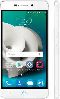 Smartphones - ZTE Blade A452 8 GB Weiß Dual SIM