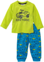 Baby-Langarmshirt und Jogginghose