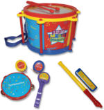 Großes Kinder-Trommel-Set »Little Music Makers«