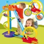 Spielzeug Achterbahn