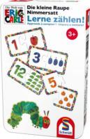 Schmidt Spiele - Die kleine Raupe Nimmersatt - Lerne zählen