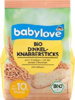 Keks Bio Dinkel-Knabbersticks ab 10. Monat
