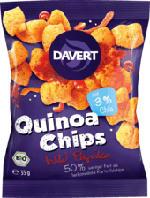 Quinoa Chips Wild Paprika