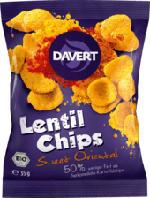 Lentil Chips Sweet Oriental