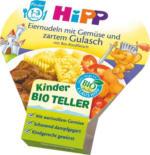 Hipp Kinder Bio-Teller oder Bio-Pasta