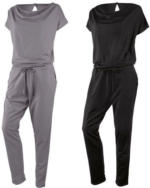 CRIVIT® Damen Yoga-Jumpsuit