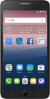 Smartphones - Alcatel Onetouch Pop Star 5022D 8 GB Schwarz/Weiß Dual SIM