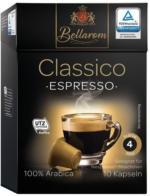 BELLAROM Espressokapseln Classico 10er