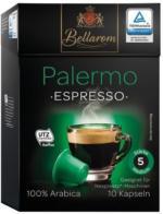 BELLAROM Espressokapseln Palermo 10er