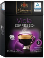 BELLAROM Espressokapseln Viola 10er