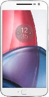 Smartphones - Lenovo Moto G4 Plus 16 GB Weiß Dual SIM