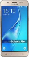 Smartphones - Samsung SM-J 510 GALAXY J5 (2016) 16 GB Gold Dual SIM