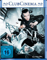 Resident Evil - Afterlife [Blu-ray]