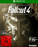 Xbox One Spiele - Fallout 4 - Uncut [Xbox One]