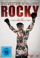 Filme - Rocky Complete Saga 1-6 [DVD]