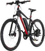 Pedelec - Fischer Proline EM 1614 Mountainbike (27.5 Zoll, 48 cm, MTB Hardtail, 504 Wh, Schwarz)