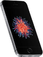 Apple iPhone SE 64 GB Grau